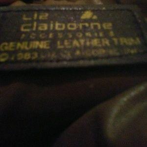 """Genuine leather 83"""" MINI by Liz"""